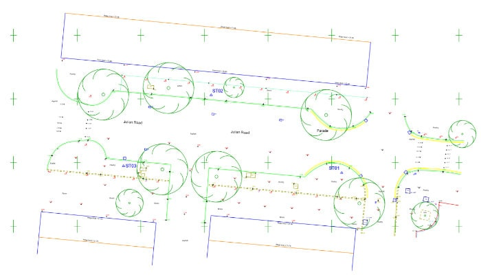 mbs-expert 2d topgraphical plans service
